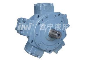 IPM series Fixed Displacement High Torque Radial Piston Hydraulic Motor