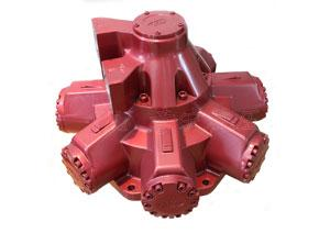 IMB series Fixed Displacement High Torque Radial Piston Hydraulic Motor