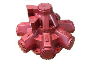 Double Displacement High Torque Hydraulic Motor