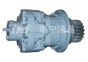 Low Speed Excavator Hydraulic Slewing Drive