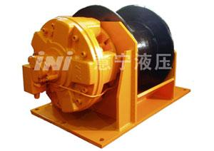 Hydraulic Hoisting Winch