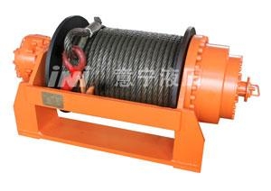 Hydraulic Vehicle Recovery Winch