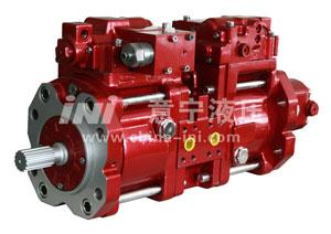 IK3V High Pressure Axial Piston Pump
